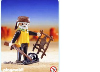 Playmobil - 3394 - Trapper