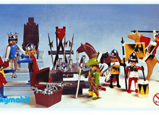 Playmobil - 3405 - Knights Super Set