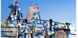 Playmobil - 3408 - US Cavalry