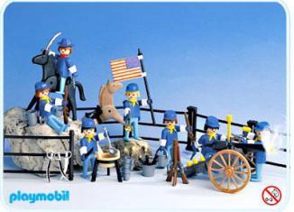 Playmobil - 3408 - US Soldaten Super Set