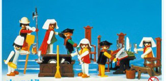 Playmobil - 3410 - Royal Attendants