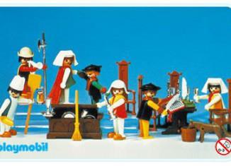 Playmobil - 3410 - Royal Attendants