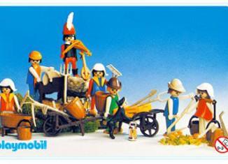 Playmobil - 3411 - Farm Workers