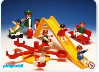 Playmobil - 3416v1 - Playground