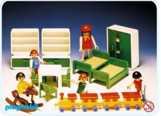 Playmobil - 3417 - Children's Playroom