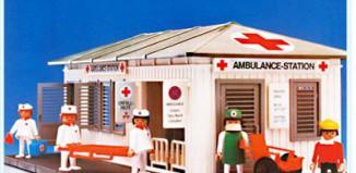 Playmobil - 3432 - Ambulance Station