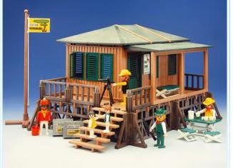 Playmobil - 3433 - Safari Station