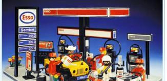 Playmobil - 3434v1-esp - Esso Gas Station