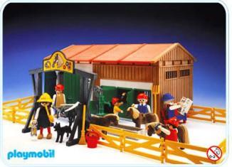 Playmobil - 3436v1 - Riding School