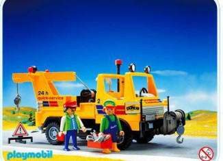 Playmobil - 3438 - Tow Truck