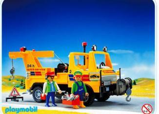 Playmobil - 3438 - Tow Truck