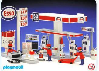 Playmobil - 3439 - Esso Station