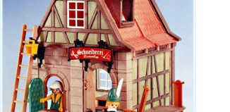 Playmobil - 3440 - Tailors House