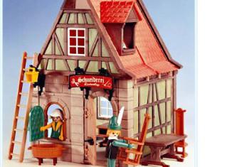 Playmobil - 3440 - Tailors House