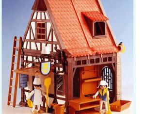 Playmobil - 3441 - Panadería