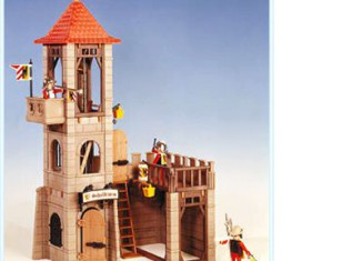 Playmobil - 3445 - Castle Tower