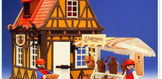 Playmobil - 3455 - Medieval Pottery