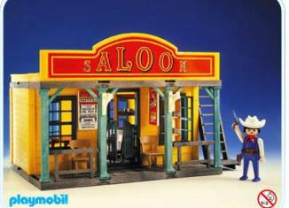 Playmobil - 3461 - Saloon