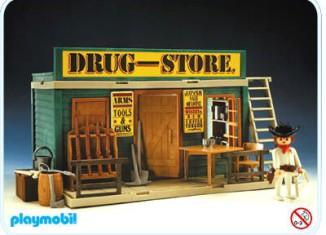 Playmobil - 3462v1 - Drug Store