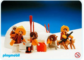 Playmobil - 3465 - Igloo