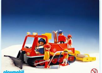 Playmobil - 3469 - Snowcat