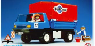 Playmobil - 3476 - EUROtrans Truck