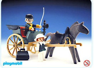 Playmobil - 3481 - Western Wagon