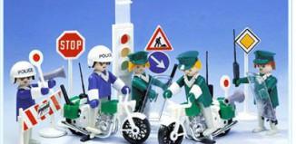 Playmobil - 3488 - Policemen