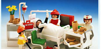 Playmobil - 3495 - Hospital Room