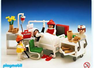 Playmobil - 3495V1 - Hospital Room