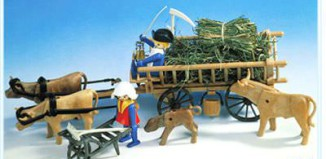 Playmobil - 3503s1 - Ox Cart