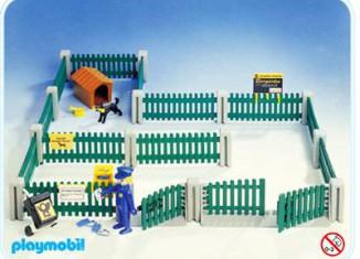 Playmobil - 3504 - Garden / Mailman