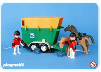 Playmobil - 3505 - Horse Trailer
