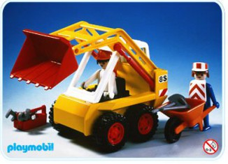 Playmobil - 3507 - Excavator