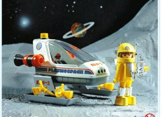 Playmobil - 3509 - Space Buggy