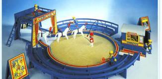 Playmobil - 3510 - Circus Arena Blue