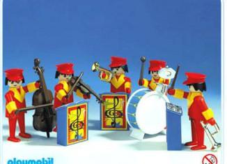 Playmobil - 3511v1 - Circus Band