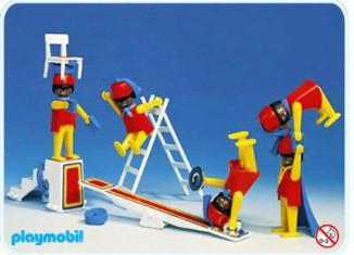 Playmobil - 3512 - Circus acrobats
