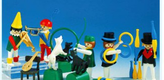 Playmobil - 3513 - Circus people