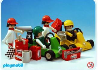 Playmobil - 3523 - 2 Go-Karts