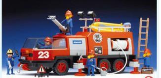 Playmobil - 3526 - Pumper Truck