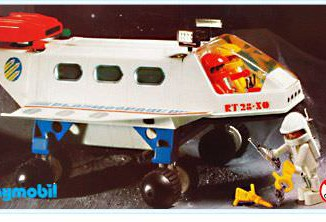 Playmobil - 3535-ant - Space Shuttle