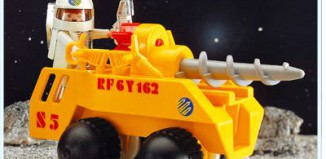Playmobil - 3537 - Yellow Space Drill