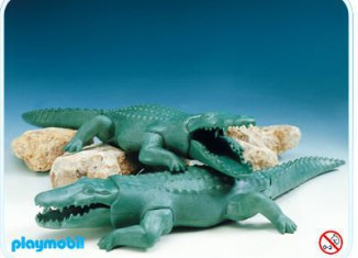 Playmobil - 3541 - 2 Alligators