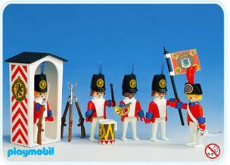 Playmobil - 3544 - Redcoat Guards