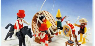 Playmobil - 3545v1 - Circus artists