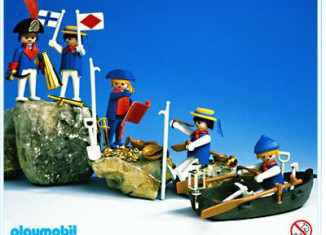 Playmobil - 3546 - marineros
