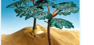 Playmobil - 3548 - 2 Acacia Trees