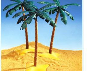 Playmobil - 3549 - 3 Palm Trees