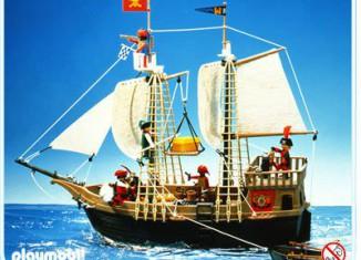 Playmobil - 3550v1 - Pirate Ship